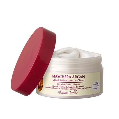 Moroccan Argan Hair Mask with Argan Butter and Oil (200 ml)