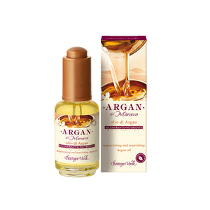 Moroccan Argan - Argan Oil - Regenerating and Nourishing (30 ml)