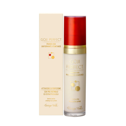 Goji Perfect - Instant Action Unifying Face Primer With Pro-retinol And Goji Extract (30 ml)