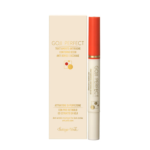Goji Perfect - Eye Contour Treatment For Wrinkles Around The Eyes, Puffy Eyes And Dark Circles (10 ml)