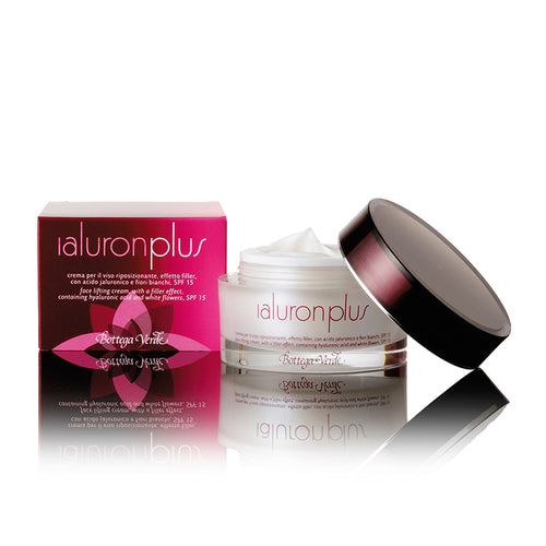 Ialuron Plus - Face Cream with a Filling and Compacting Effect, SPF15 (50 ml)