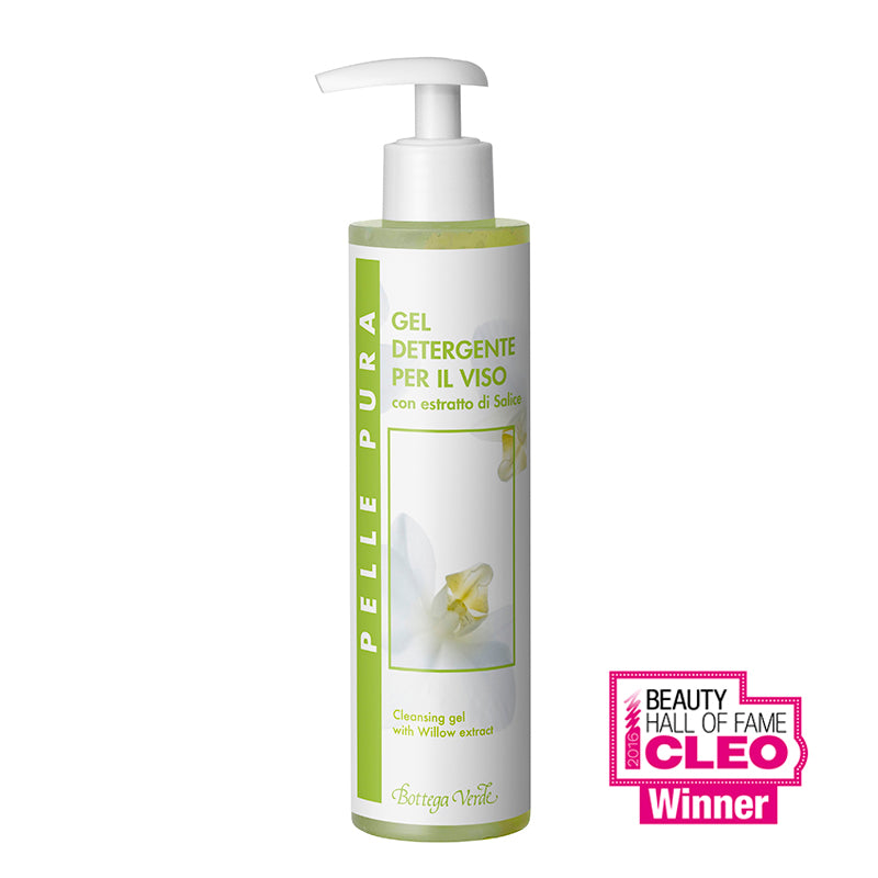Pure Skin - Cleansing Gel With Willow Extract (200 ml)