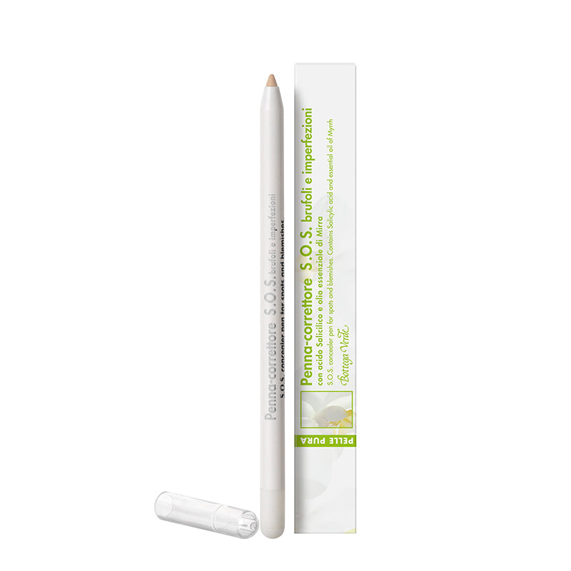Pure Skin - S.O.S Concealer Pen For Spots And Blemishes