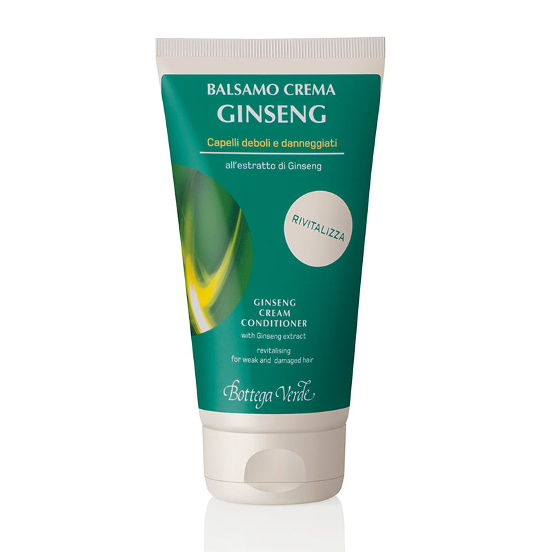 Hair - Ginseng - Hair Conditioner (150ml) - For Weak, Damaged Hair