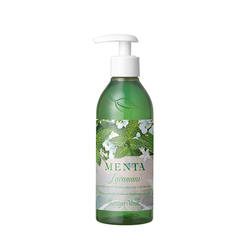 Mint - Hand Wash with Basil and Peppermint Extracts (250 ml)