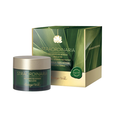 Straordinaria - Multi-active, Anti-wrinkle Face Treatment (50 ml)