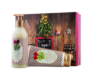Gift Set - Winter Nectars Paper Box
