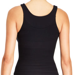 Racer Herringbone Seamless Tank- High Compression