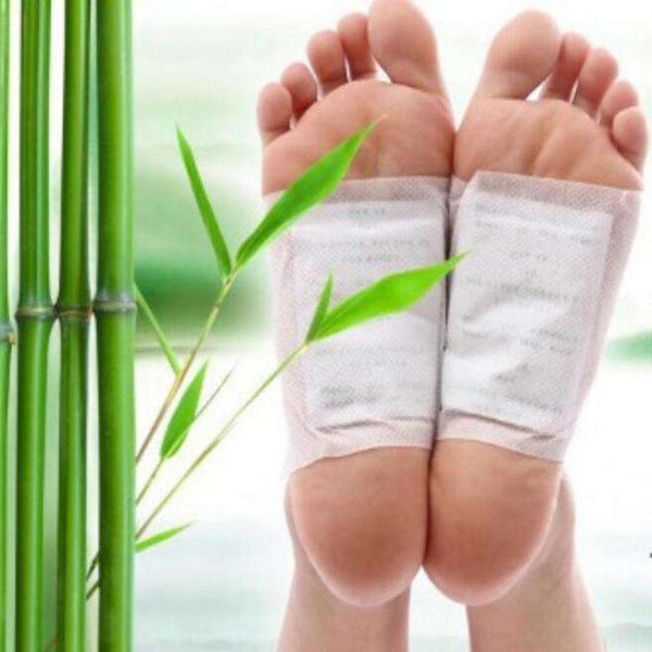 Beauty - Foot Detox Pads - 10 Pack