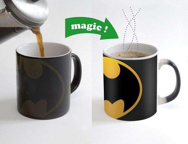 Kitchen - Batman Coffee Mug Color Changing