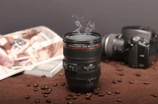 Kitchen - Coffee Lens Camera Mug