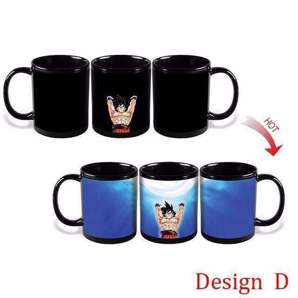 Kitchen - Goku Mug