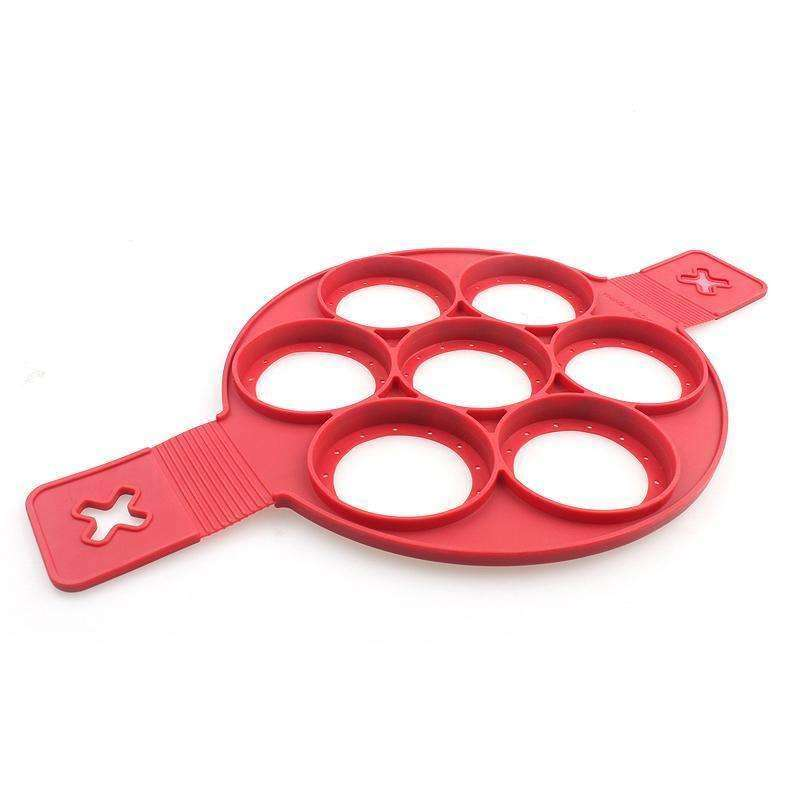 Kitchen - New Nonstick Pancake Maker Egg Ring Maker