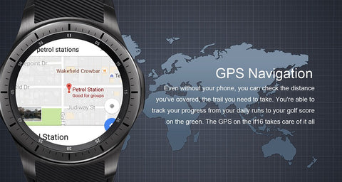 Timeless Smart Watch