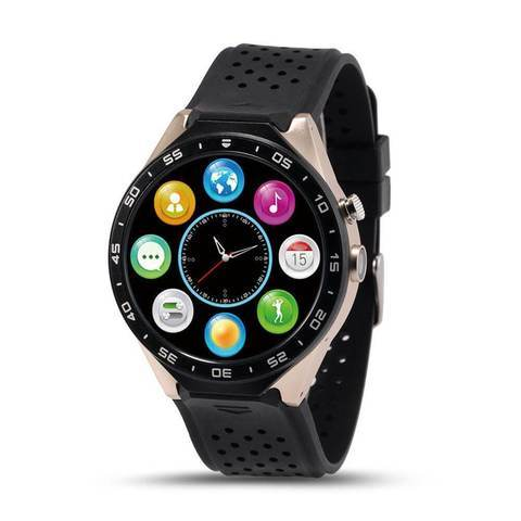 Image of BEST RATED MTKTM 2018 SMARTFIT GPS SMARTWATCH FOR ANDROID