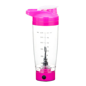 AUTOMATED SHAKER PORTABLE MIXER 600 ml capacity, 16,000 rpm motor, BPA free