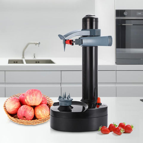Multifunctional Automatic Apple Potato Electric Peeler Kitchen Gadget for Home