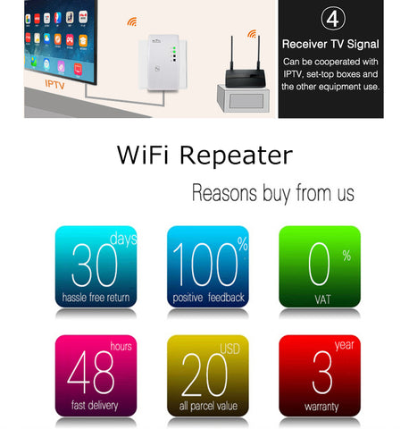 WIFI GENIUS REPEATER