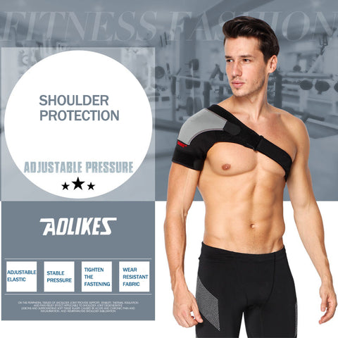 Image of Pressure Adjustable Shoulder Pad