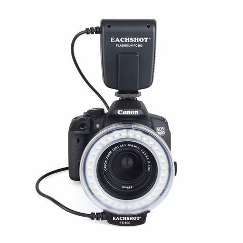Image of RING FLASH FOR CAMERAS