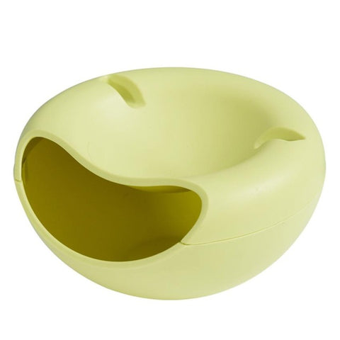 Image of MELON SNACKS BOWL