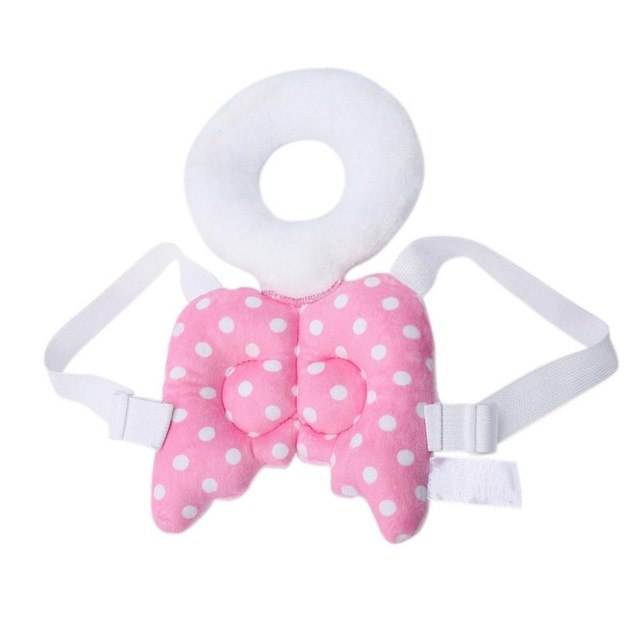 Baby Cushion For The Head Restraint Pad Attachment In Infants  Child Care Neck Pillow