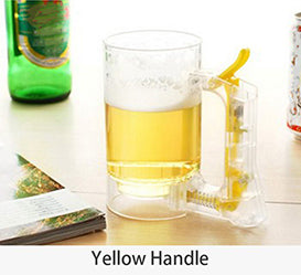 Beer Bubble Foaming Frothing Mug Maker