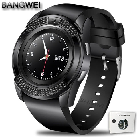Image of BANGWEI 2018 Ladies Smart Watch LED Color Screen Sport Pedometer Clock Android Smart Phone Watch