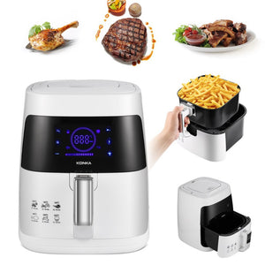 Konka Microcomputer Intelligent Control 110V 2.5L Smokeless Electric Air Fryer