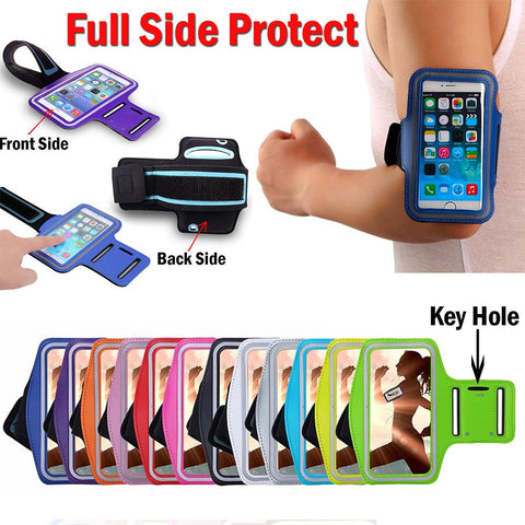 Image of Workout Armband Gym Running and Sports Phone Cover Case