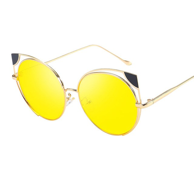 Women Sunglasses Vintage Retro Eyewear Fashion Radiation Protection