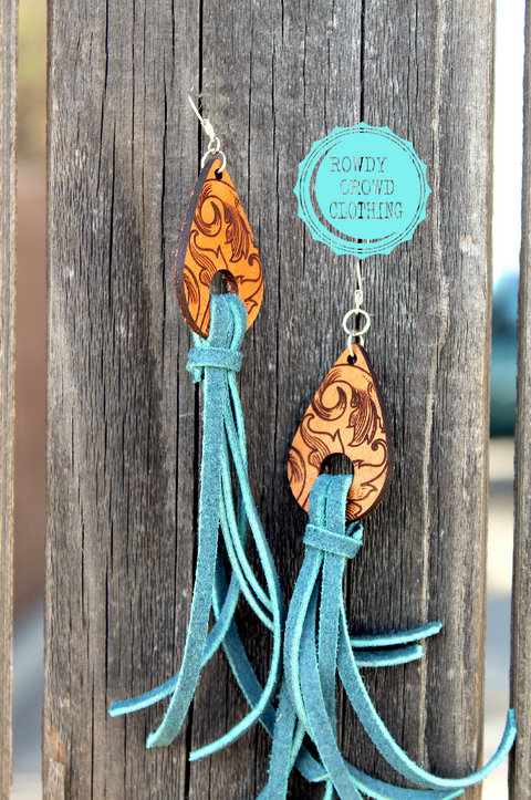 Twitty Teardrop Earrings