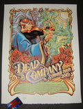 AJ Masthay Dead & Company Summer Tour Poster Artist Edition 2019