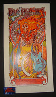 AJ Masthay Foo Fighters Poster CalJam San Bernardino 2017 Artist Edition