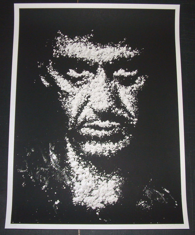 Alan Hynes Scarface Movie Art Print 2012 El Más Puro S/N
