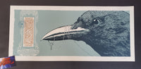 Aaron Horkey Bon Iver Milwaukee Poster Artist Edition 2009