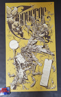 Aaron Horkey Converge Minneapolis Poster 2004
