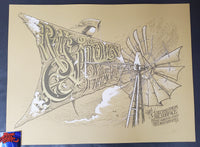 Aaron Horkey Red Sparowes Minneapolis Poster Artist Edition 2007