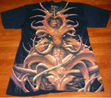 Aaron Horkey Reign in Hell Geoff Rowley Flip Skate Boards T-Shirt Brand New