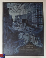 Aaron Horkey Shellac Minneapolis Poster 2005