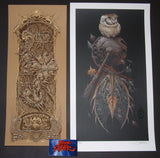 Aaron Horkey The Snare Art Print 2016