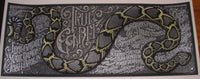 Aaron Horkey True Grit Movie Poster Variant Mondo S/N 2010