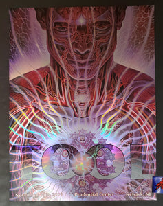 Alex Grey Tool Newark Poster Artist Edition 2019