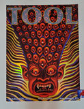 Alex Grey Tool San Antonio Poster Artist Edition 2019