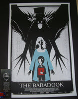 Alexander Juhasz The Babadook Movie Poster 2017