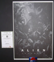 Alien Covenant Movie Poster Fine Art Print COA