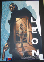 Barret Chapman Leon The Professional Movie Poster 2016