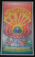 Brad Klausen Widespread Panic Poster Richmond 2016 Artist Edition