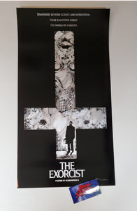 Charles Moran The Exorcist Movie Poster 2019