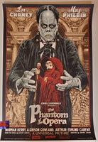 Chris Weston The Phantom of the Opera Movie Poster 2020
